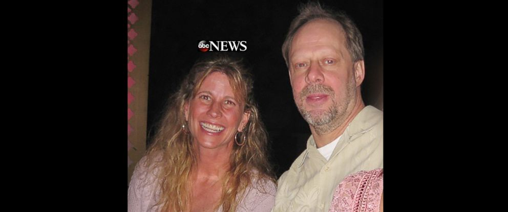 PHOTO: Lisa Crawford and Stephen Paddock are seen here in this undated file photo.