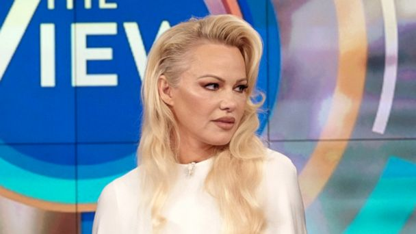 Pamela Anderson says Julian Assange's 'health is really deteriorating'