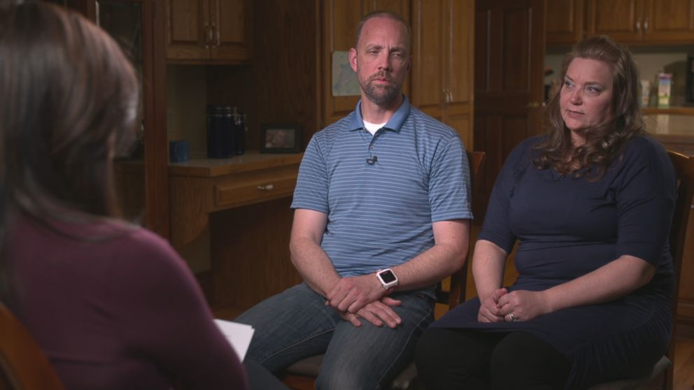 PHOTO: Parkers plasmapheresis could cost his parents, Brian and Natalie Barnes, as much as $100,000.