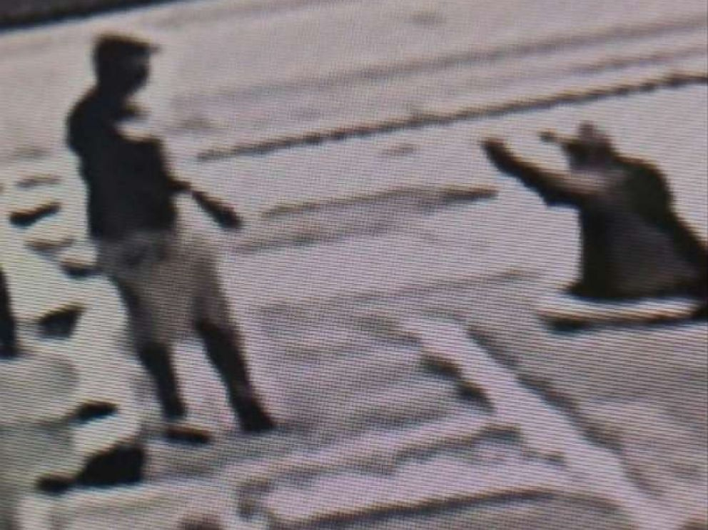 PHOTO: A man who was captured on surveillance video fatally shooting another man in Clearwater, Fla., during a parking-spot spat will not be arrested or charged by police, according to Pinellas County sheriff.