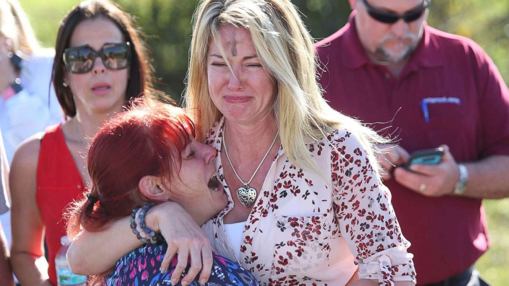 17 dead in 'horrific' Florida school shooting, suspect had 'countless magazines'