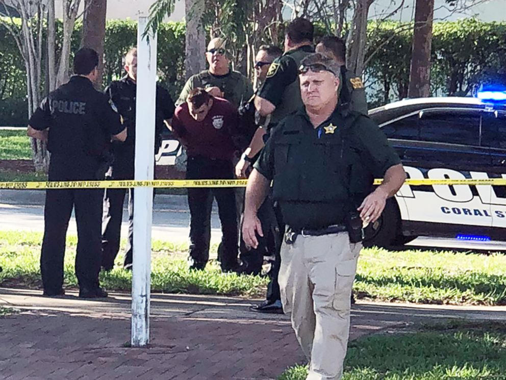 Florida shooting suspect expressed violent, racist views in private chat group
