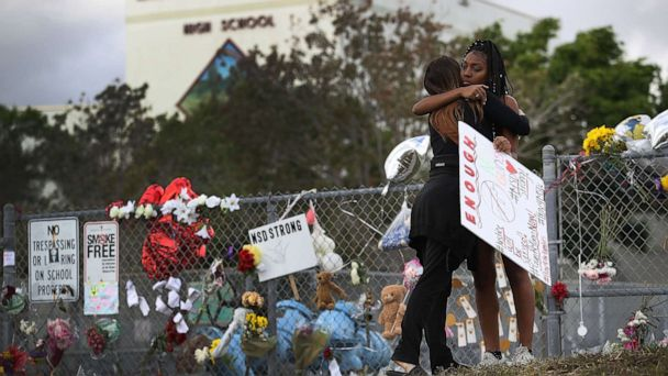 Temple memorial to Florida shooting victims is set ablaze
