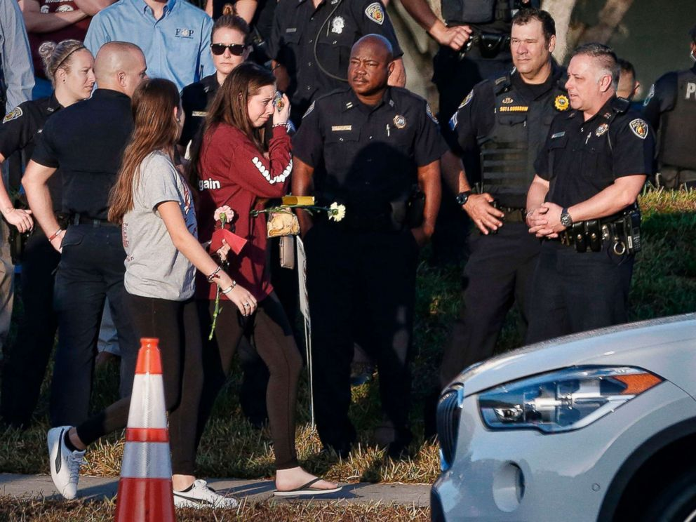 Couple Who Took In Alleged Fla School Shooter Says He