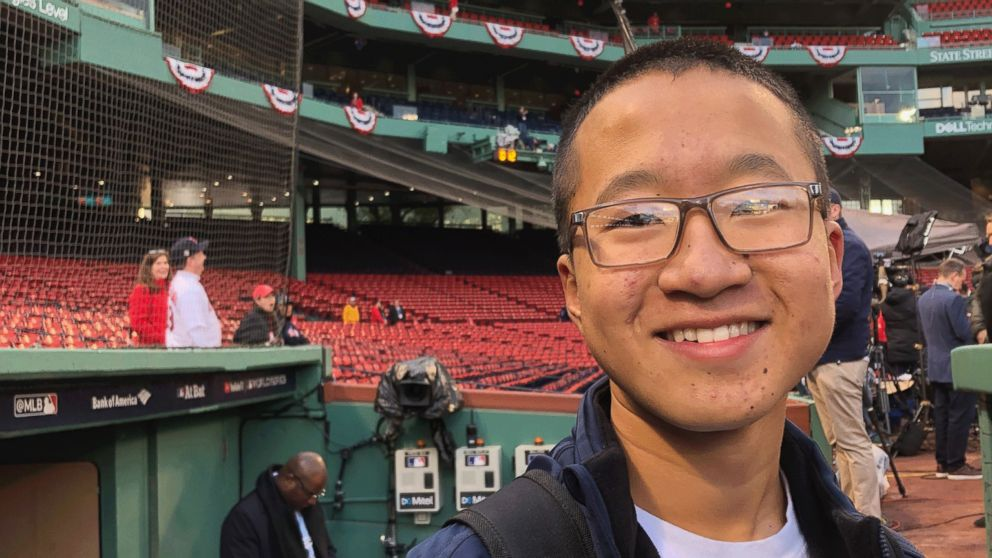 Disabled Teen Honored At World Series Says He Found Inspiration In  Jesse Quist Was One Of Two Winners In The Breaking Barriers Essay Contest