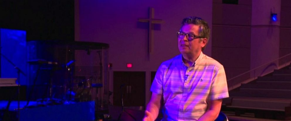 PHOTO: Sam Rijfkogel, pastor of the Grand Rapids First church in Wyoming, Michigan, said the church would eliminate medical debt for nearly 2,000 families.