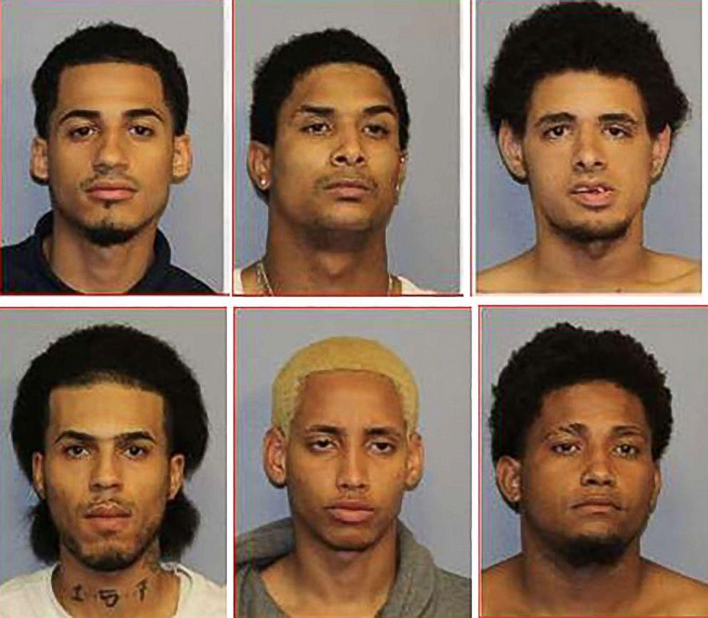 Suspects In The Killing Of Bronx NY Teen Guzman Feliz Top From