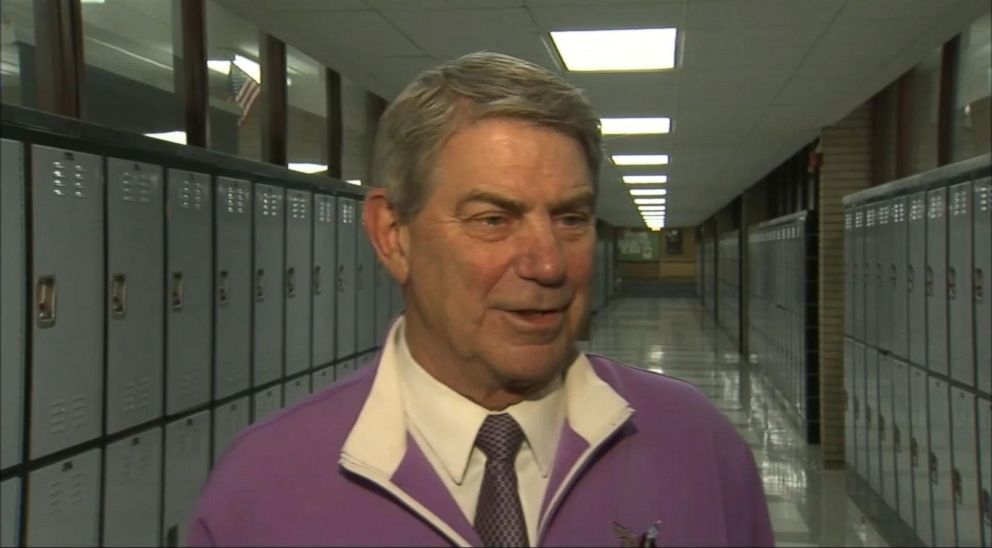 PHOTO: President of Saint Patrick High School Joe Schmidt said I would say the flu is here. Its hit everybody, so I would say its high for us at Saint Patrick, in Chicago, Jan. 29, 2018.