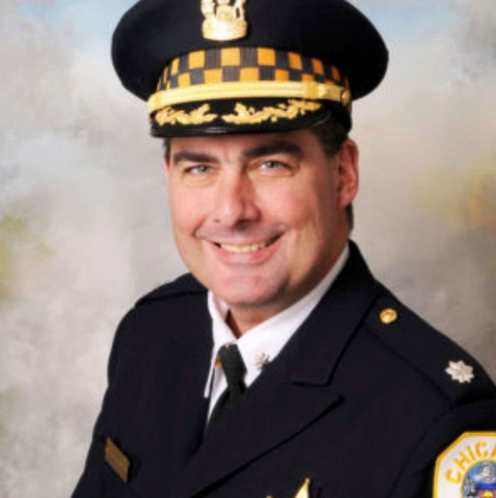 PHOTO: Chicago Police Commander Paul Bauer is seen in this undated police handout.
