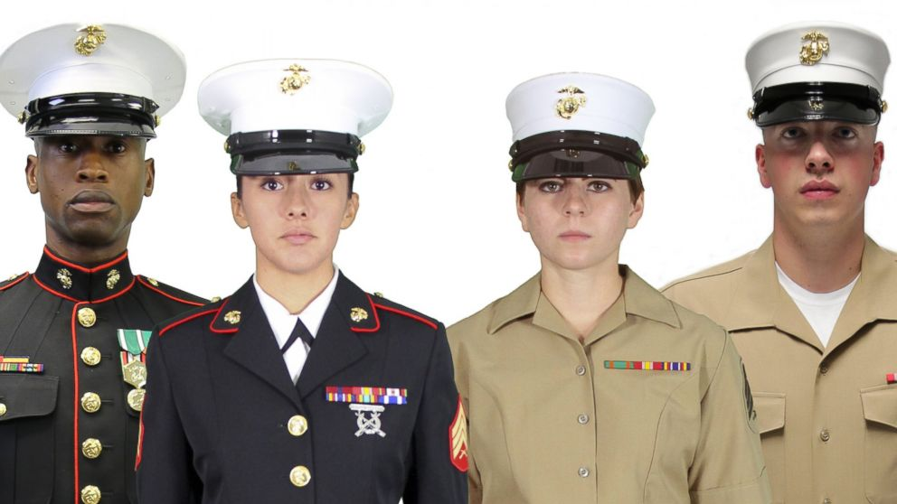 Marines Thinking About Switching To A New Unisex Hat Abc News