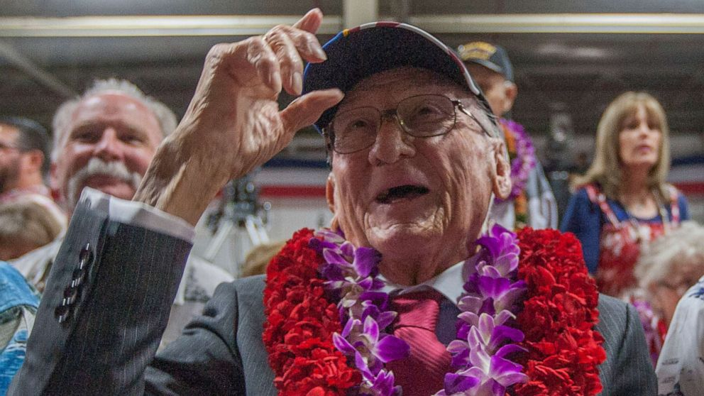 Pearl Harbor survivor, USS Arizona crew member dies at 97