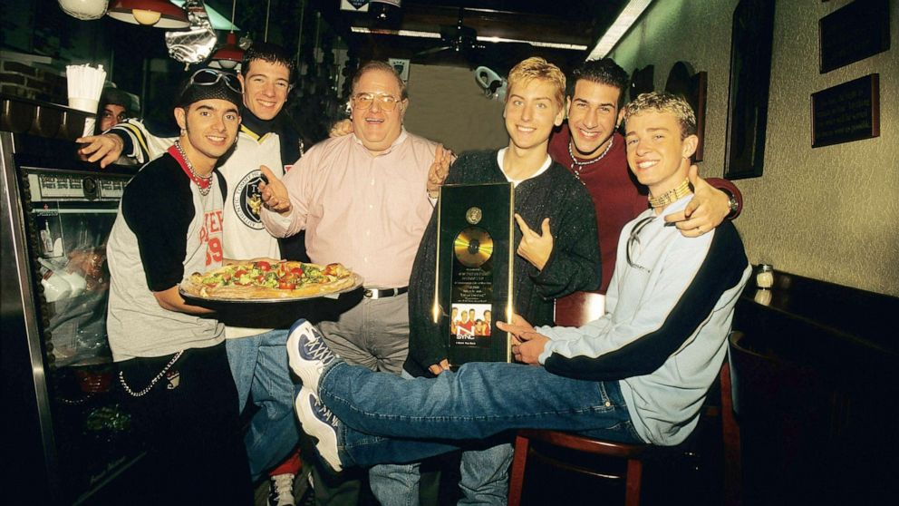 * NSYNC, O-Town members on Lou Pearlman: 'My heart broke .... He was a conman' thumbnail
