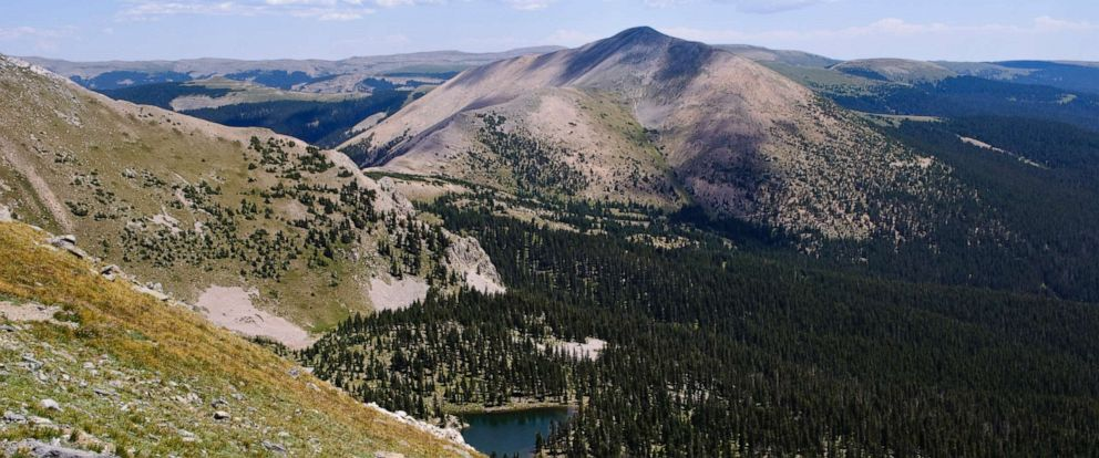 PHOTO: The Pecos Wilderness is seen in New Mexico.