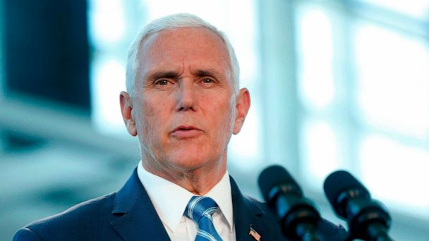 Vice President Pence cancels New Hampshire event without explanation, returns to White House