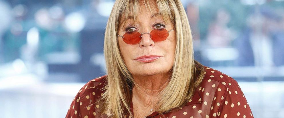 "PHOTO: Penny Marshall appears on NBC News ""Today"" show."