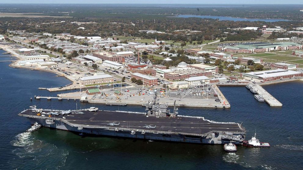 Saudi Air Force Trainee Opens Fire in Pensacola Naval Base Classroom Killing Three and Wounding Eight