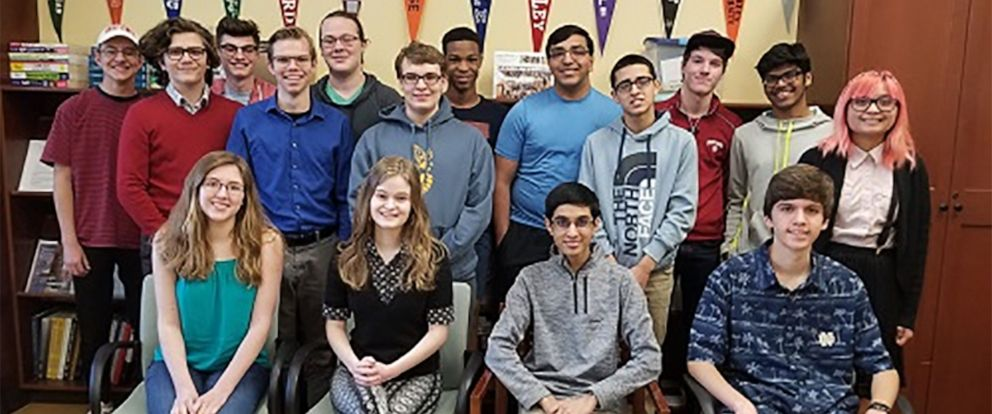PHOTO: Seventeen Walnut Hills students earn a perfect ACT score, according to the Cincinnati Public Schools.