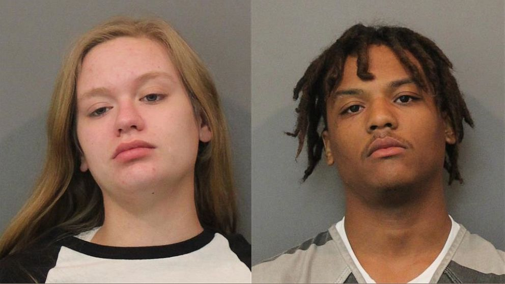 Couple allegedly drove 2 teenage boys on bikes...