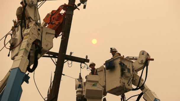 CEO of California utility PG&E resigns as firm faces liability over wildfires