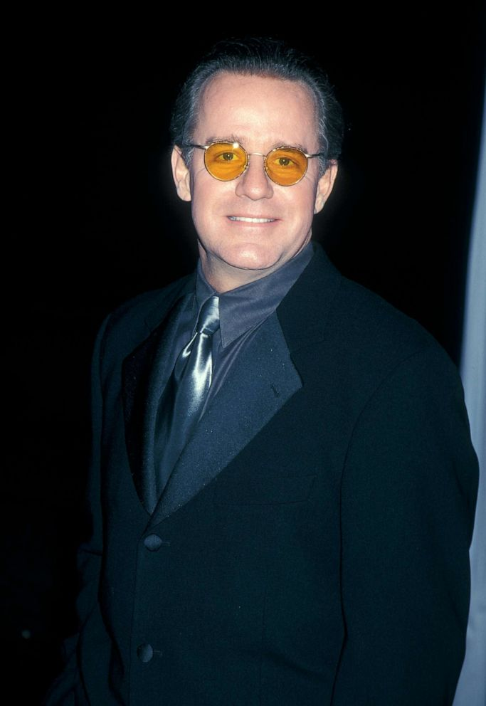 PHOTO: Phil Hartman attends the 23rd annual Peoples Choice Awards, Jan. 12, 1997, at the Barker Hangar in Santa Monica, Calif.