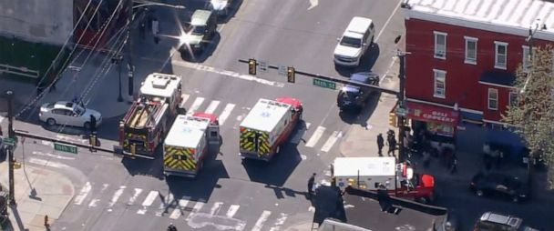 6 injured after driver 'intentionally' plows into people on
