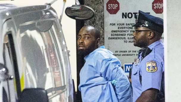 Suspected shooter in Philadelphia standoff charged with attempted murder