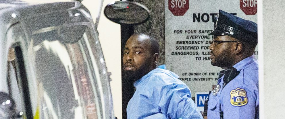 Suspected shooter in Philadelphia standoff charged with