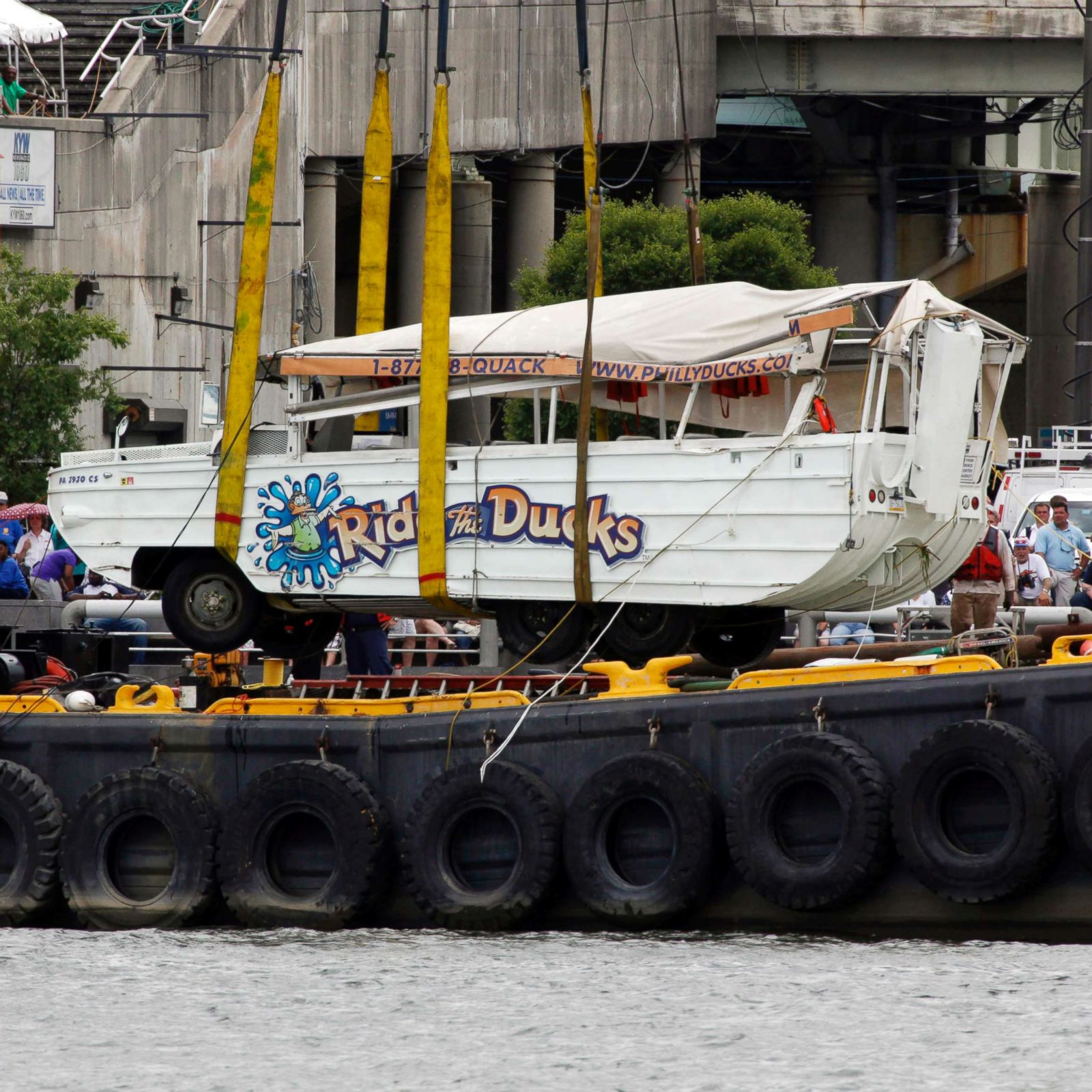 Duck boat accident kills 17 in Missouri: A look back at past deadly