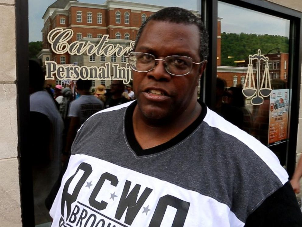 PHOTO: Daryle Lamont Jenkins is an antifa researcher and founder of One Peoples Project.