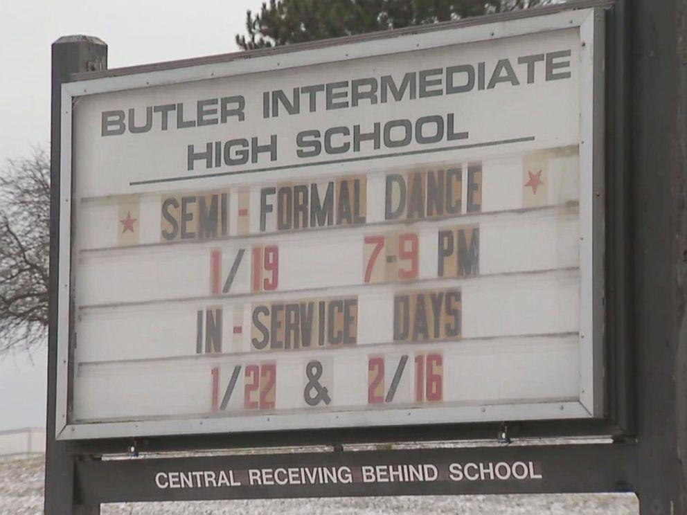 PHOTO: Butler Intermediate High School is seen here.