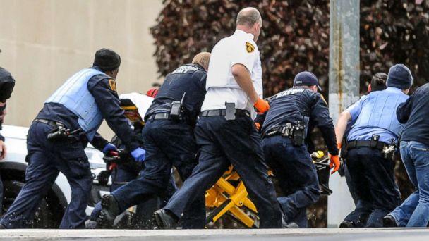'I chose to show him empathy': Jewish nurse who treated synagogue shooting suspect