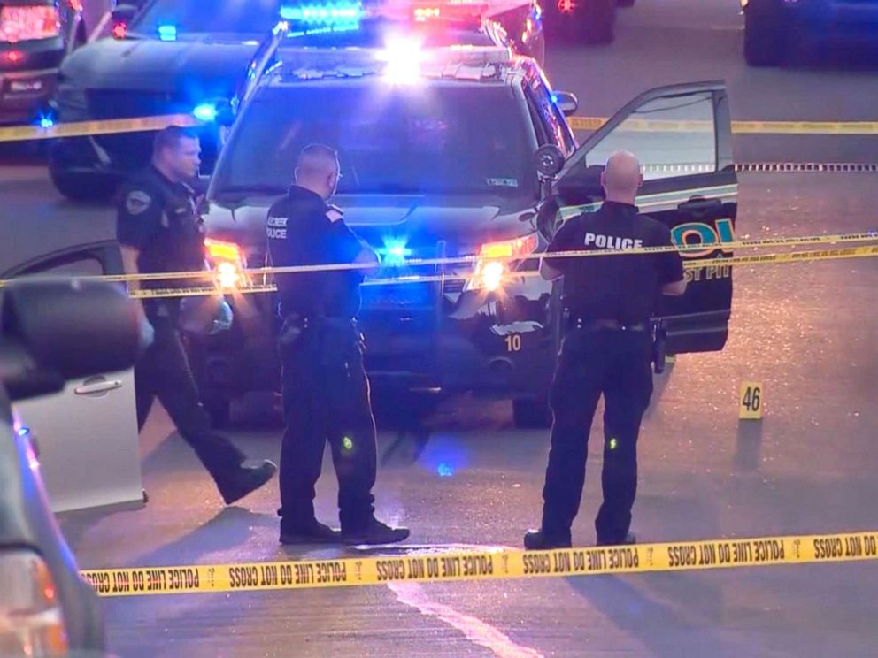 PHOTO: Pennsylvania authorities say police shot and killed a 17-year-old who was fleeing a traffic stop near Pittsburgh, June 19, 2018.
