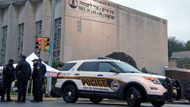At least 12 white supremacists have been arrested since Pittsburgh shooting: ADL