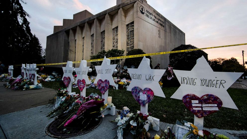 Report: Synagogue massacre led to string of attack plots thumbnail