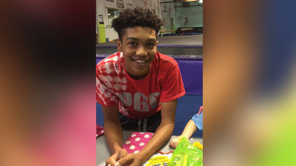 An undated photo of 17-year-old Antwon Rose who was shot and killed in Pennsylvania June 19, 2018.