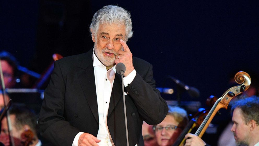Labor union hosting anti-harassment training in wake of Placido Domingo allegations