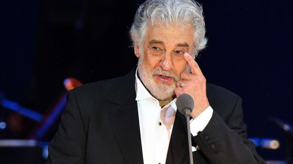 Investigation finds Placido Domingo 'engaged in inappropriate activity'