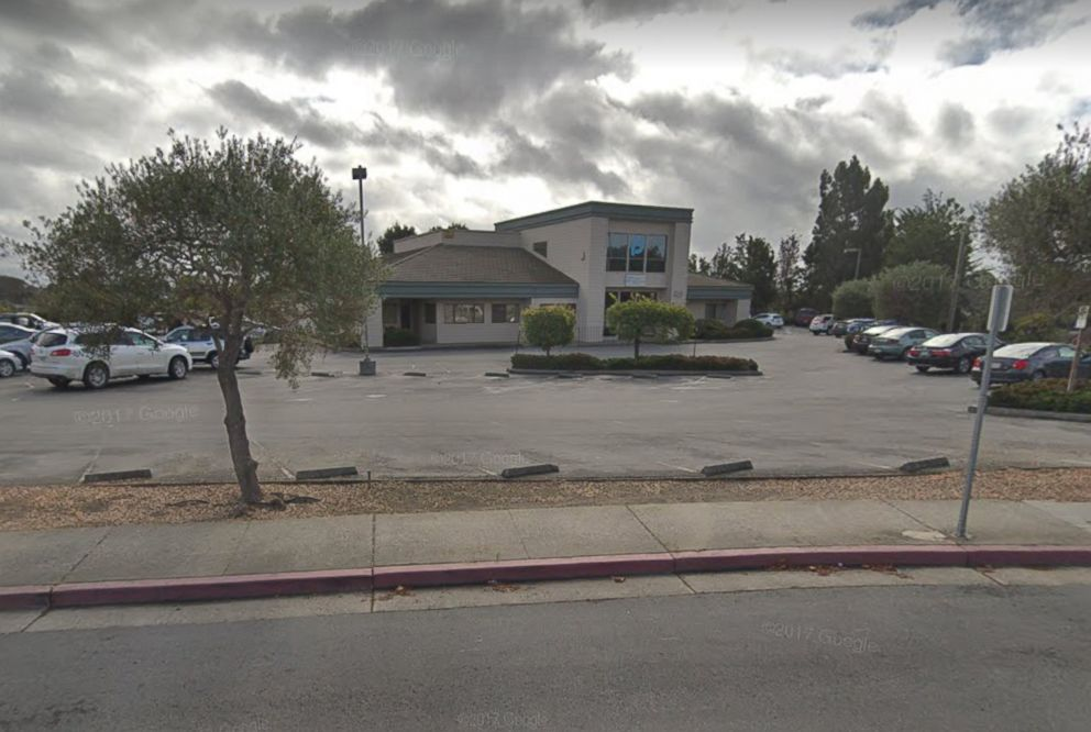 The Planned Parenthood in Watsonville, Calif. is seen here.