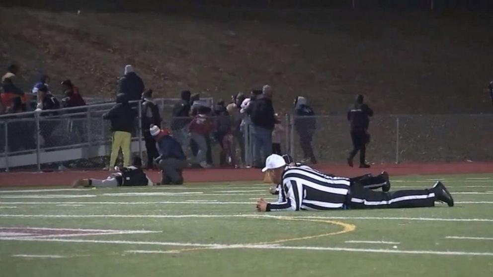 2 Verletzte bei Schießerei in New Jersey high-school-football-Spiel