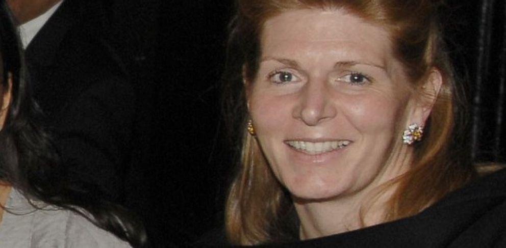 PHOTO: Ingrid Lederhaas-Okun, jewel thief, at the New York Stem Cell Foundations Fall Gala Dinner