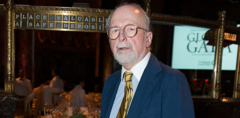 PHOTO: Robert W. Wilson attends the The Nature Conservancys Global Gala at Cipriani 42nd Street in New York, June 20, 2012.