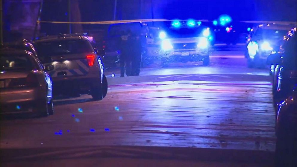 A 1-year-old boy was shot in the head in Chicago, Feb. 7, 2018.