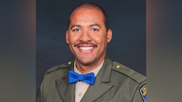 'Our hearts ache': California Highway Patrol officer gunned down at traffic stop