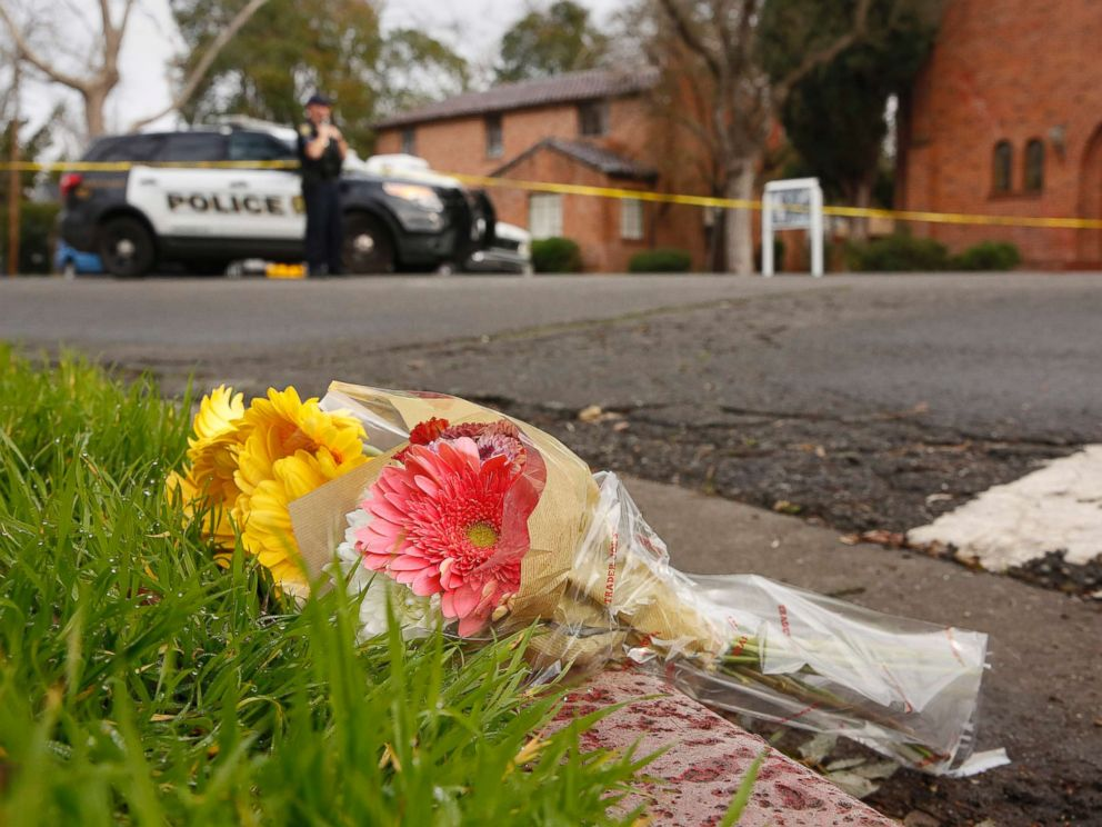 Rookie police officer in Northern California shot and killed