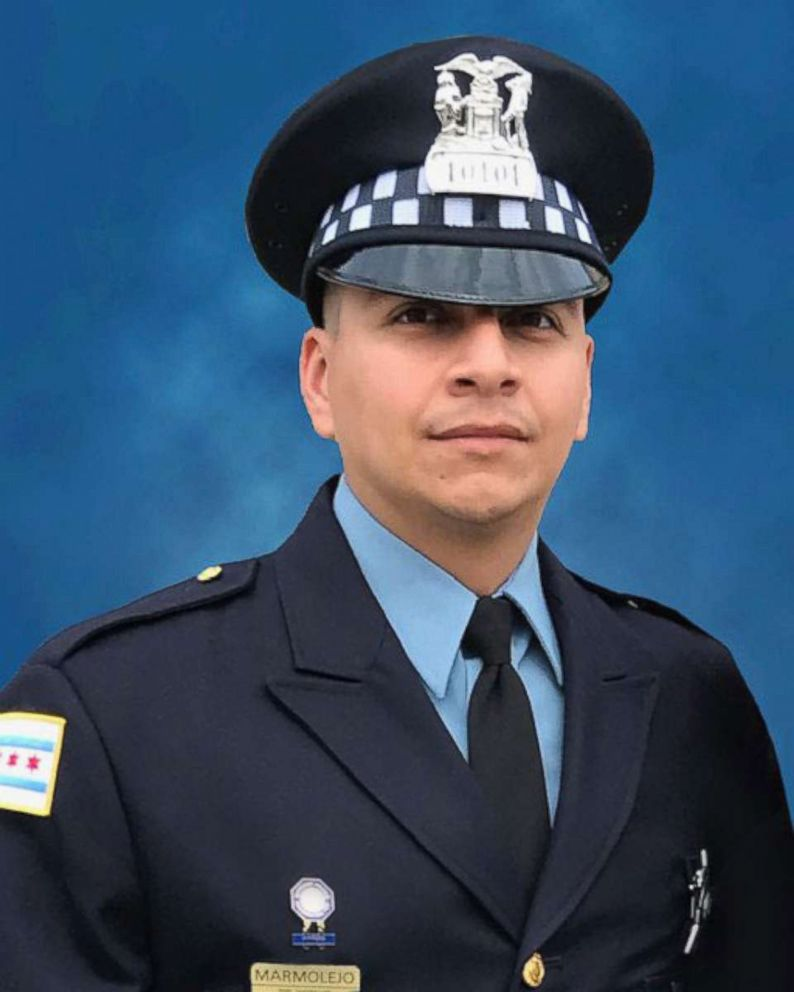 Police officer Eduardo Marmolejo is seen here in an undated file photo.