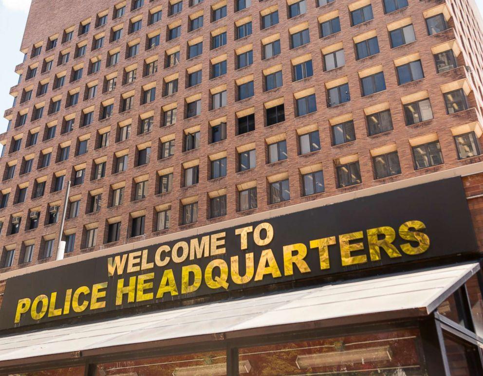 PHOTO: New York City Police Headquarters, 1 Police Plaza, New York.