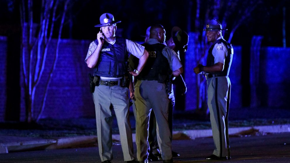 Suspect in shooting of seven officers in South Carolina identified thumbnail