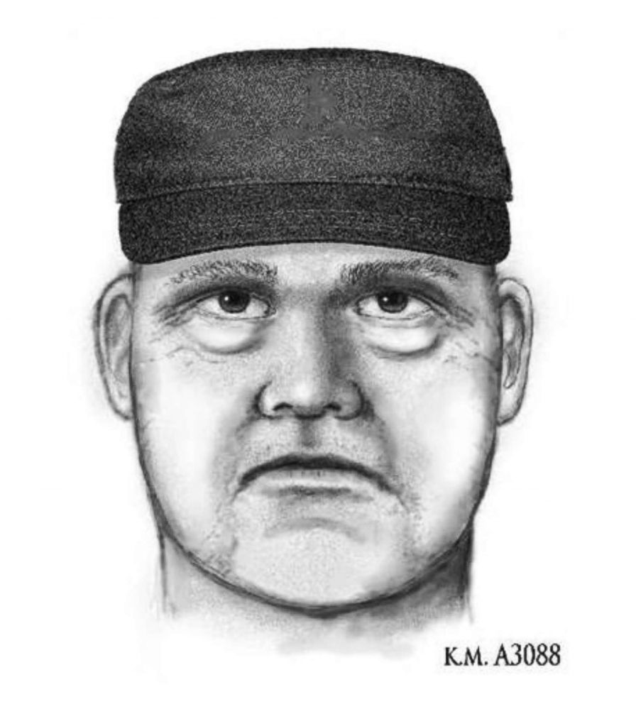 PHOTO: This image released by the Phoenix Police Department shows a sketch of the suspect in the first of three shooting deaths in Phoenix.