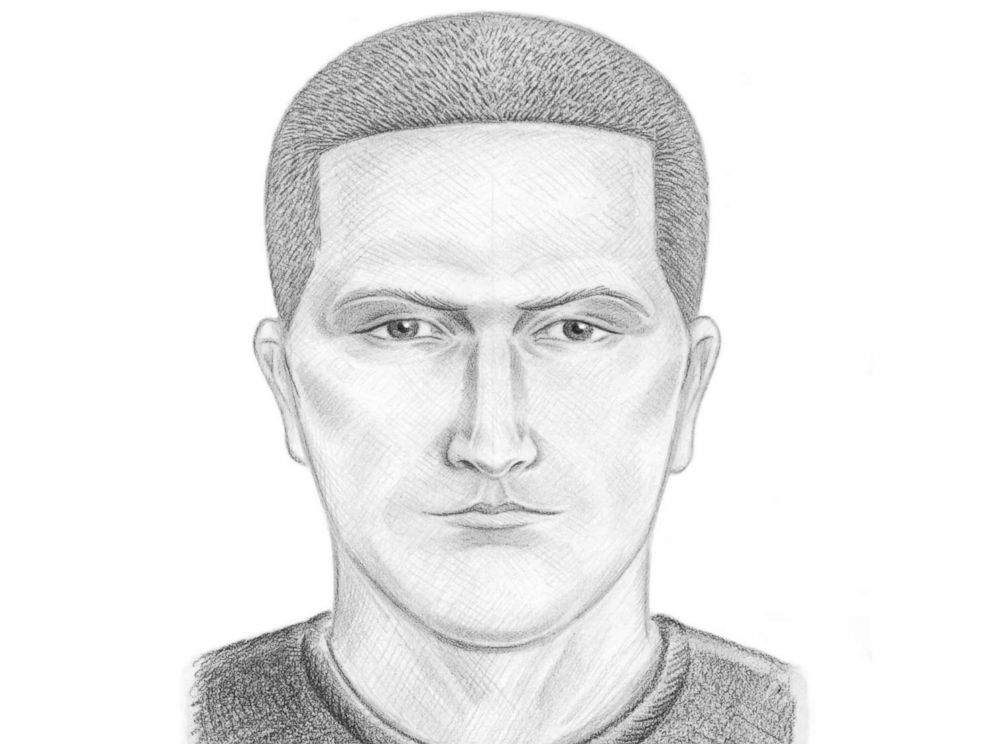 New York police release sketch of a man wanted for