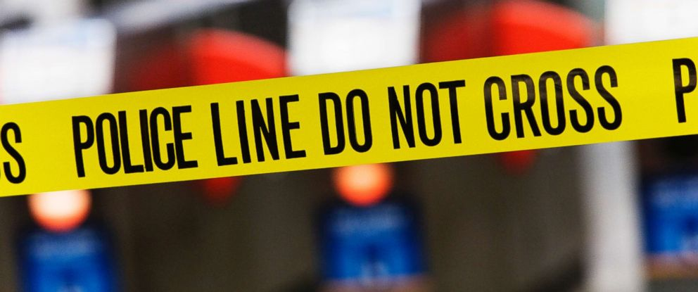 PHOTO: Police tape is pictured in this undated stock photo.